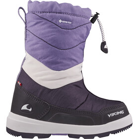Viking Footwear Halden GTX Winterstiefel Kinder aubergine/purple